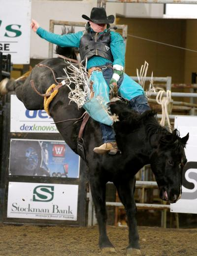 Chase Hawks rodeo