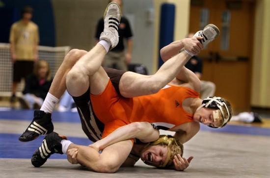 Skyview, Senior wrestlers sweep Helena schools