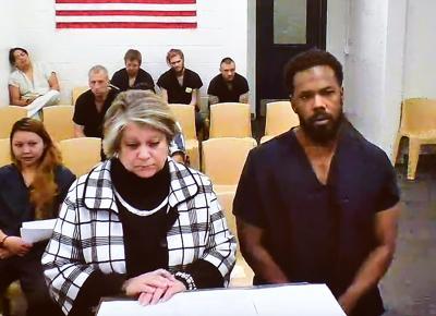 Boyd arraignment