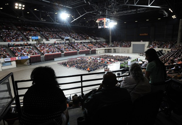 Billings Senior High School graduates 349