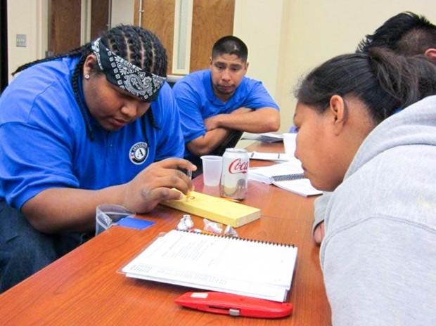 Tribal Healthy Homes Center program
