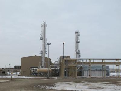 Garden Creek Gas Plant