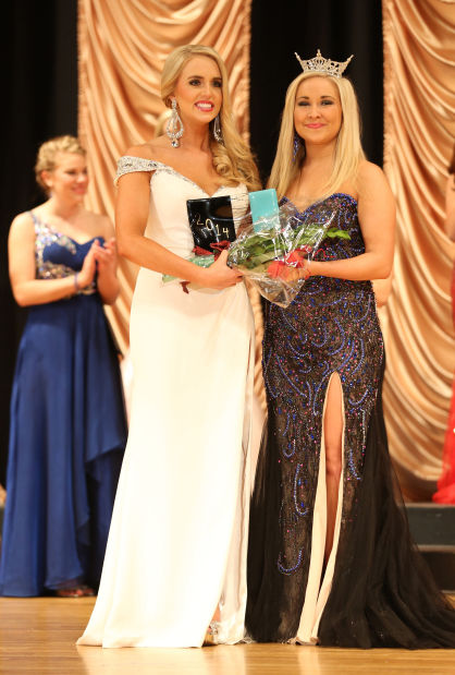 The first runner up was Olivia Dowler  of Bozeman