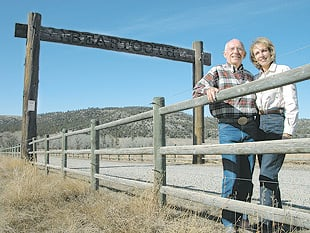 Gibson sells ranch to neighbors: Couple wants to preserve rural nature of Stillwater Valley