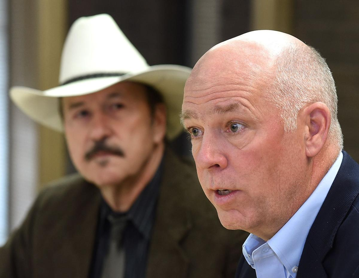 Interview with Quist and Gianforte