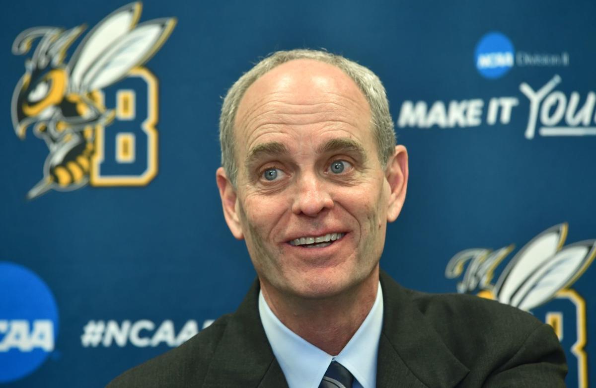 New Montana State Billings men's basketball coach Mick Durham