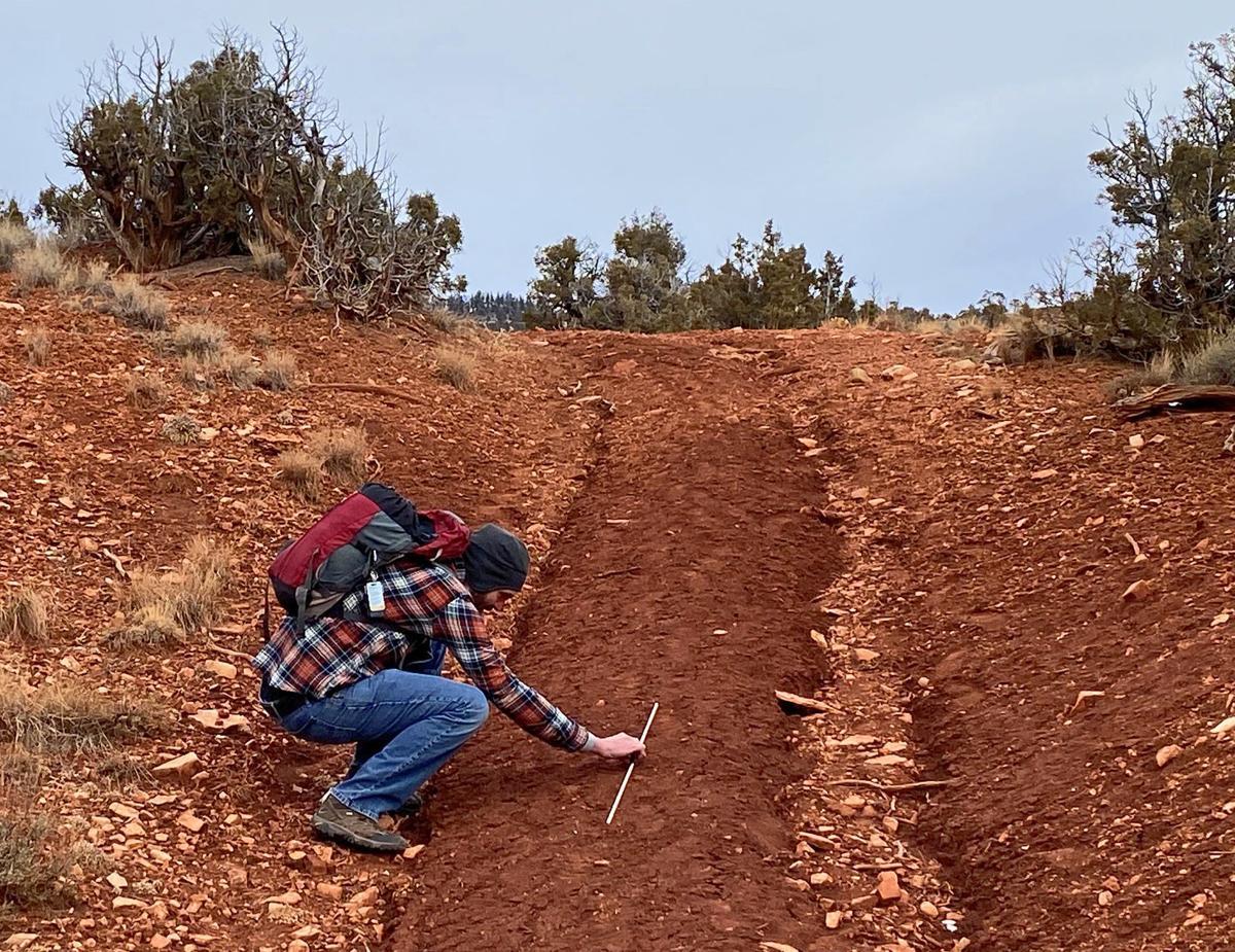 Erosive soils