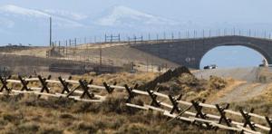 Bill to fund Wyoming wildlife crossings advances