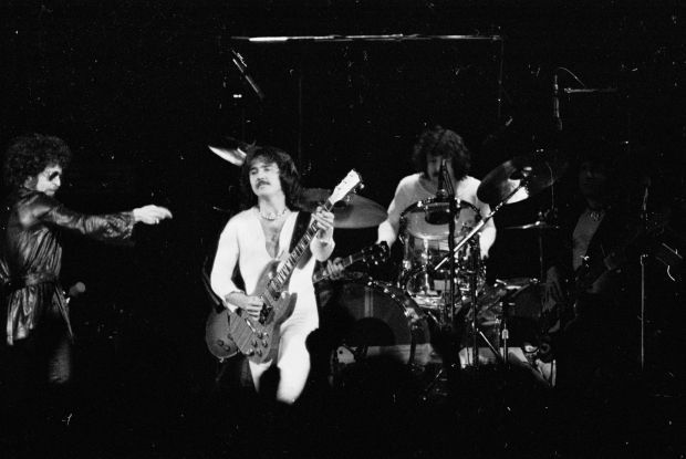Blue Oyster Cult - June 18, 1976