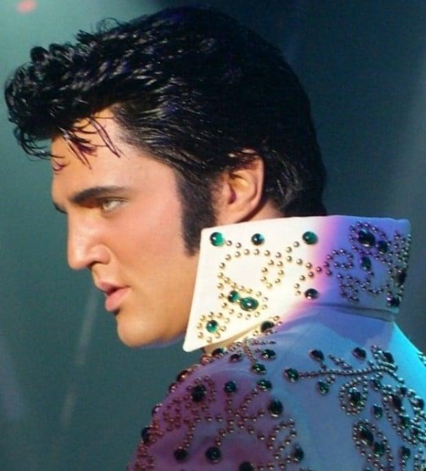 Best Elvis Impersonator Ever Pelton is back for Elvis