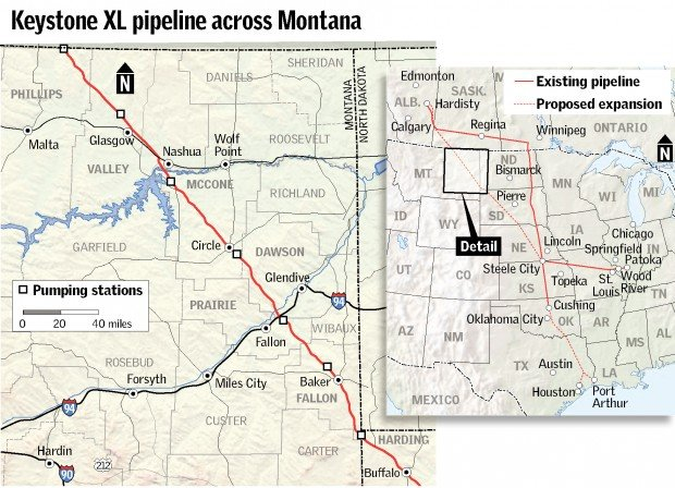 Keystone Pipeline Would Oil Be Consumed In The US Or Exported - Map of existing us pipelines