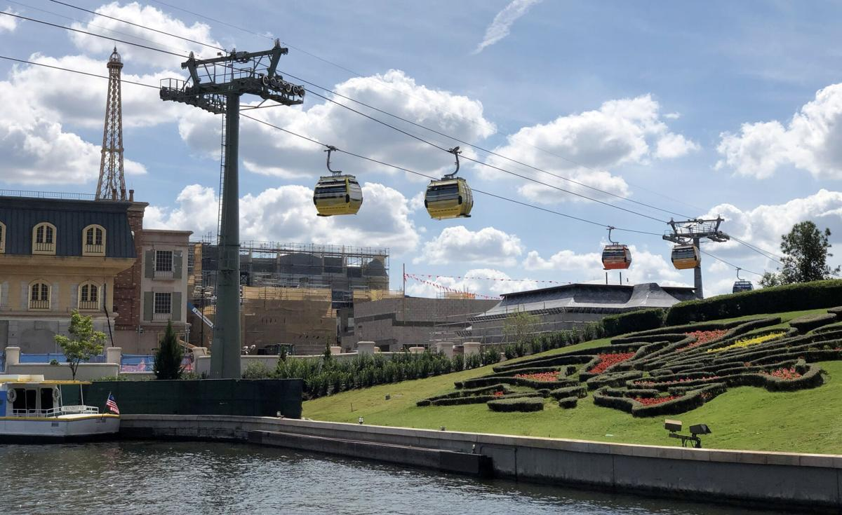 Disney Skyliner could see more passengers after a modified version of park-hopping kicked in on January 1, 2021.