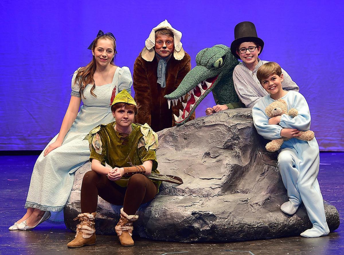 Peter Pan family