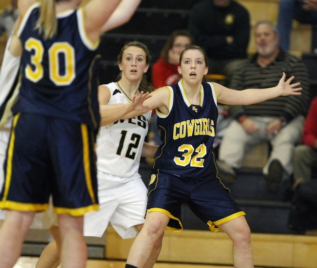 Durham Climbs To Top Of Cowgirls Charts Girls Basketball