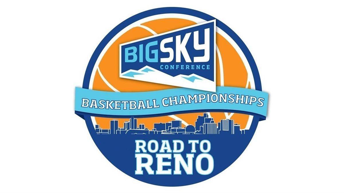 Big Sky tourney logo
