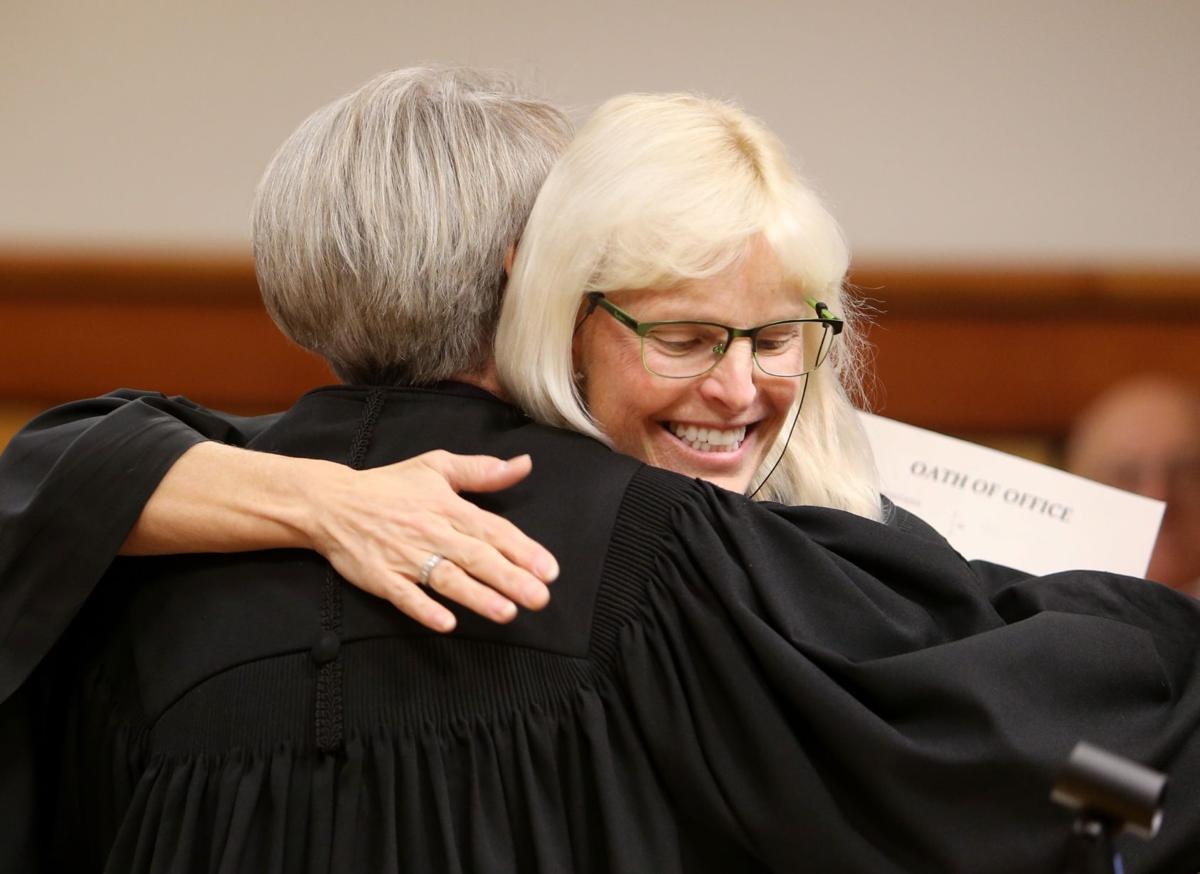 Montana Supreme Court Justice Ingrid Gustafson