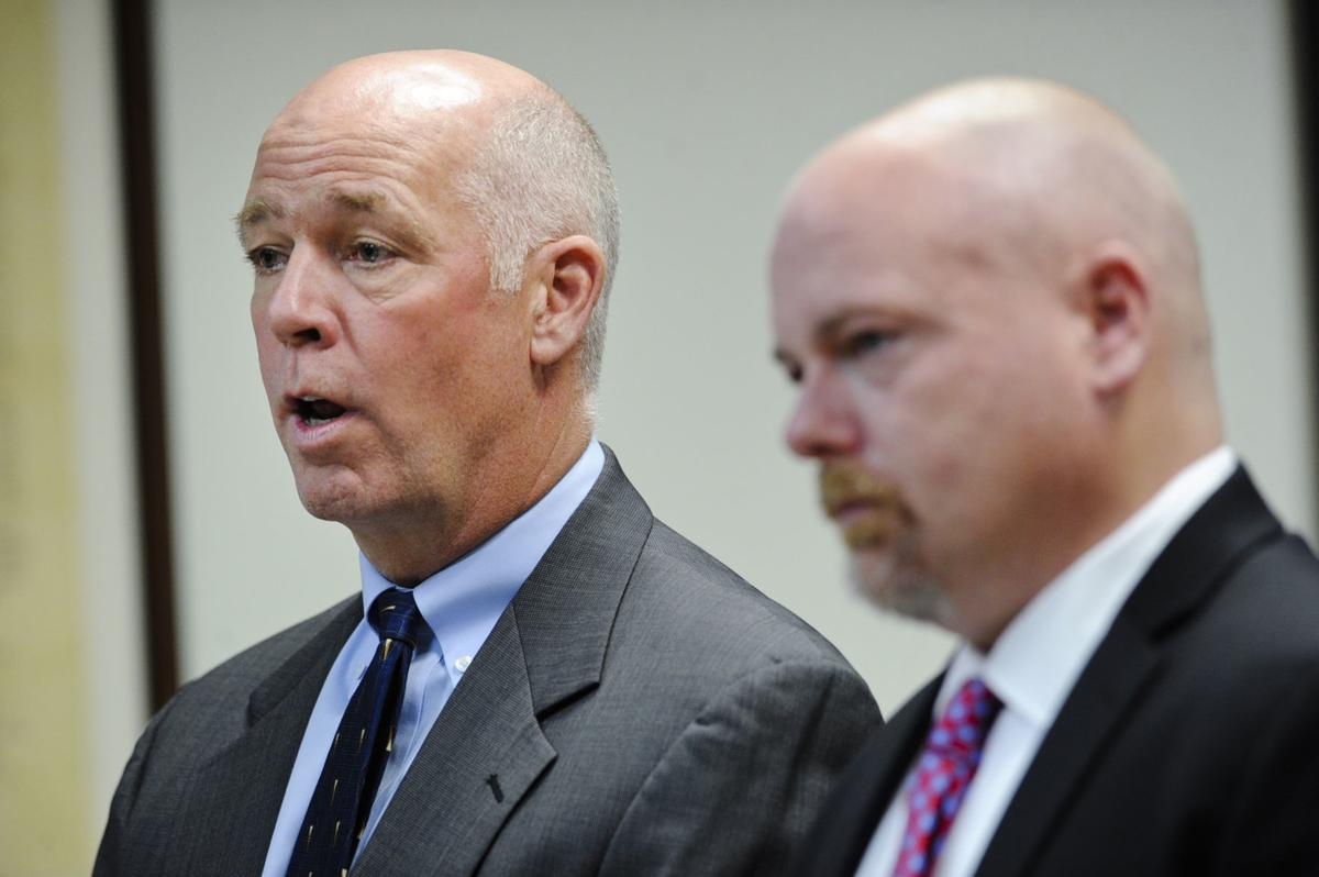 Greg Gianforte in court
