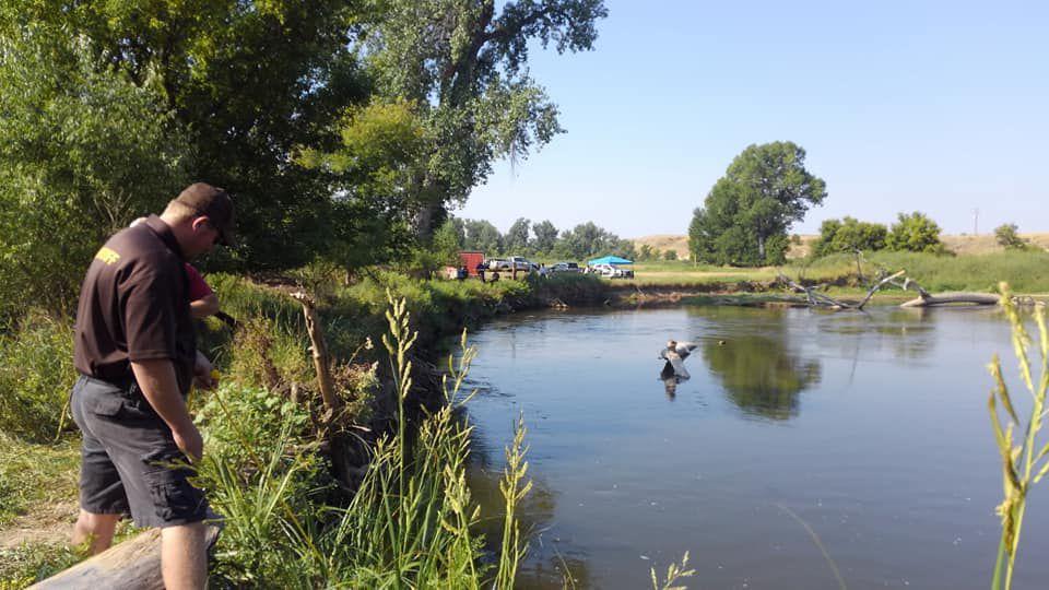 River search