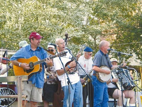 Bluegrass groups tune up for Wilderness Association benefit