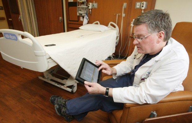 Billings Clinic iPad