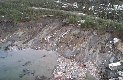 Norway Landslide