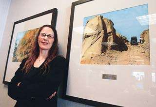 Colors of history: Billings woman shows city's past through colorized photos