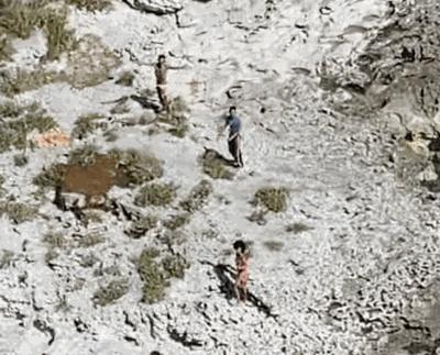 Deserted Island Rescue