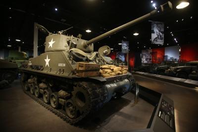 Wyoming man turns hobby into sprawling military vehicle museum