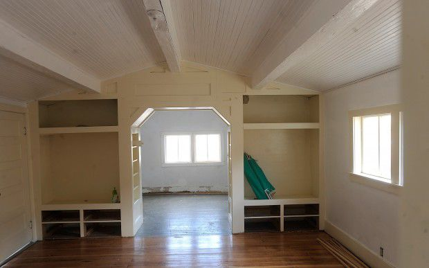 Old bunk house/dining hall