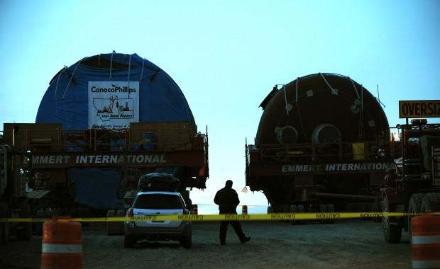 Emmert International trucks