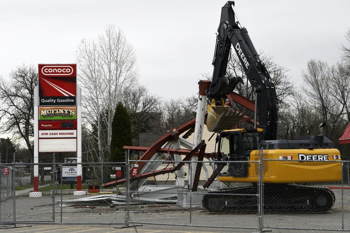 Mcfiny's Demolition