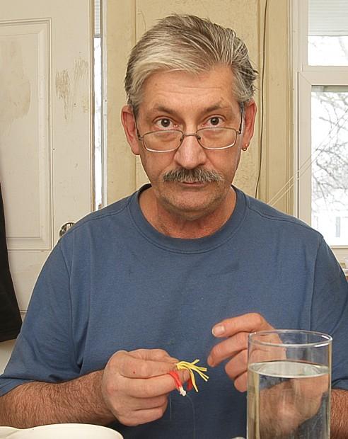 Gary Knopp biodegradable strike indicator