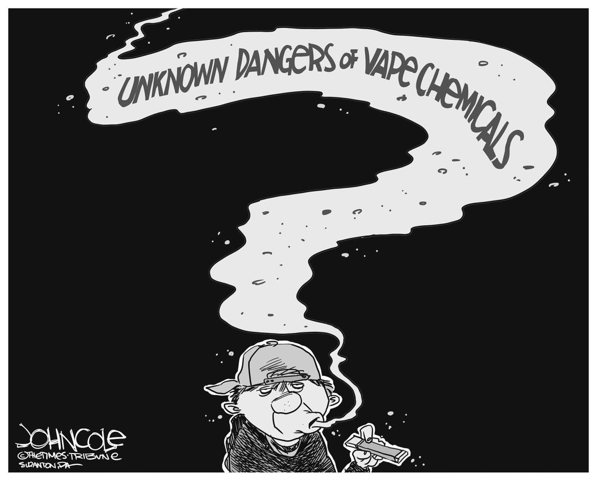 Vaping unknowns