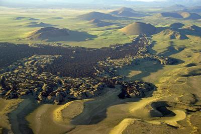 Southwest volcanoes