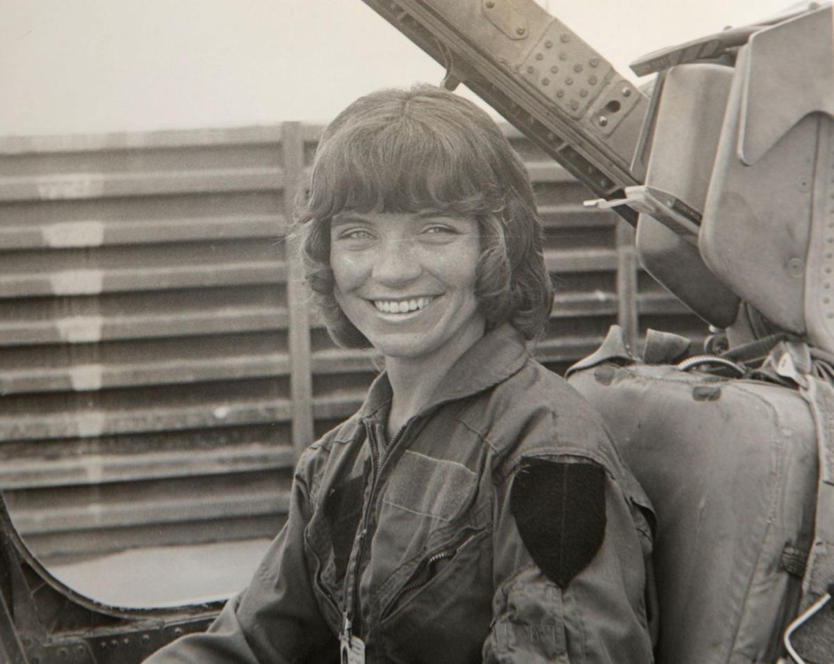 Vietnam veteran Rose Kilroy