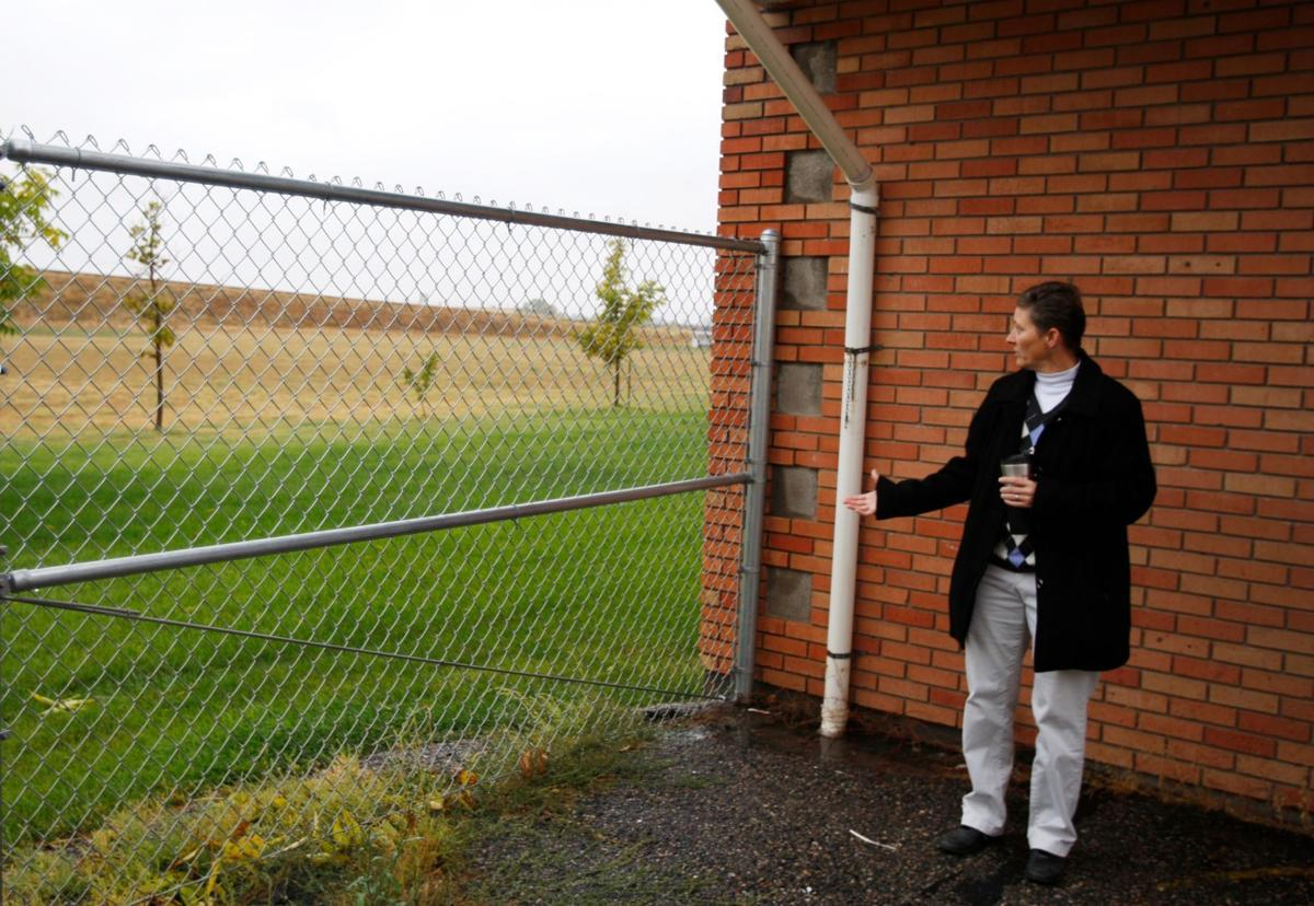 Laurel superintendent Linda Filpula
