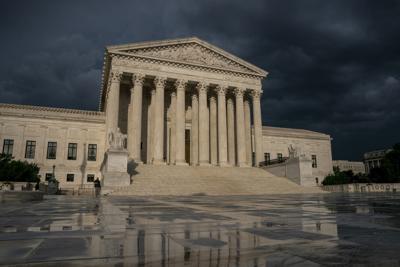 Supreme Court Trump Taxes