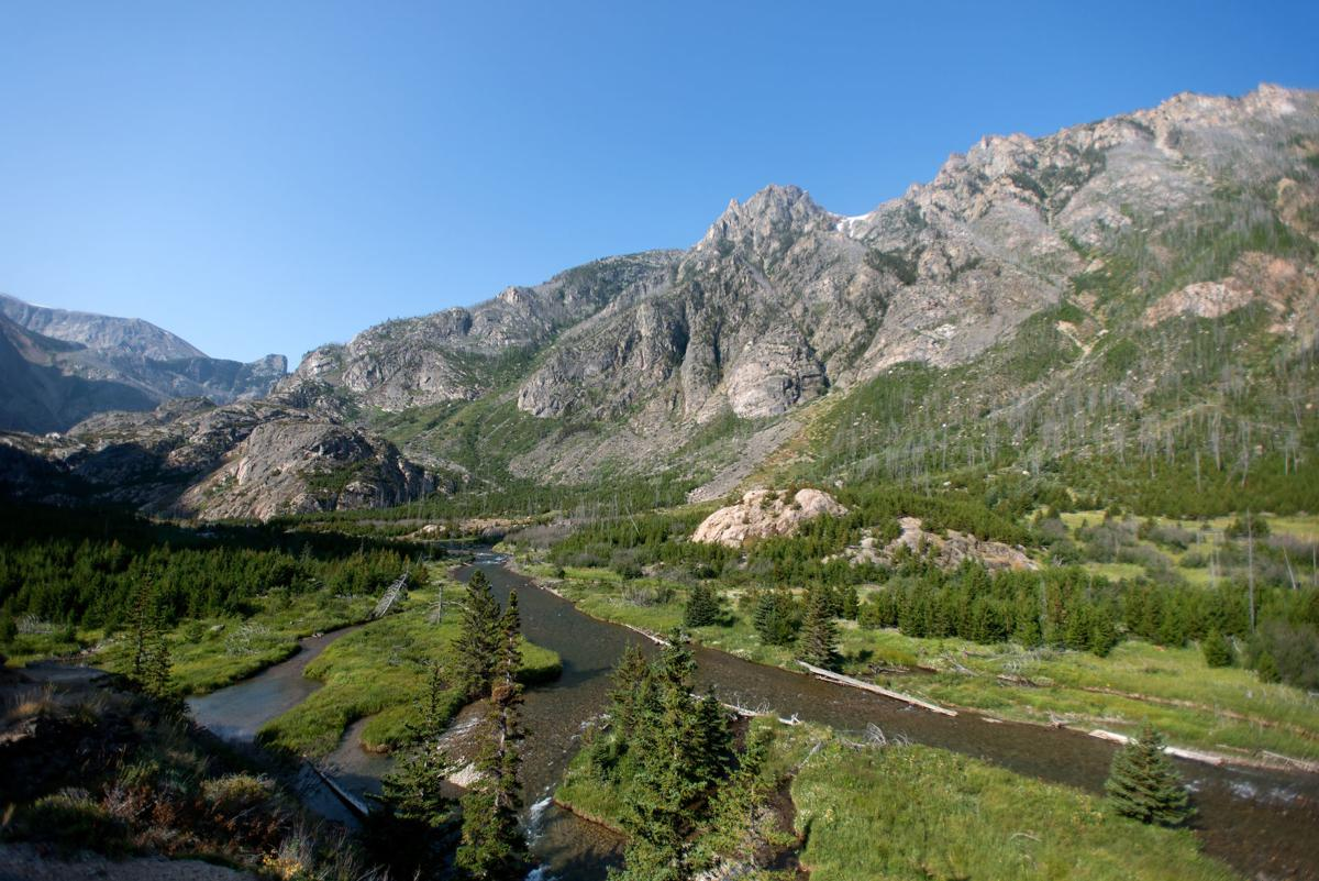 East Rosebud Creek