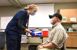 All vets, plus spouses and caregivers, eligible for COVID vaccines through VA