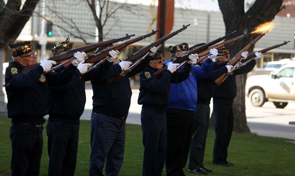 The American Legion Honor Guard