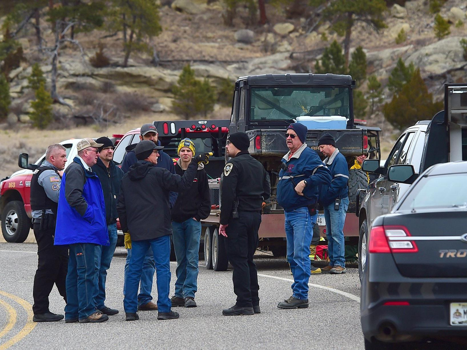 Update 4 Bodies Recovered From Plane Crash Site North Of Billings Local News Billingsgazette Com