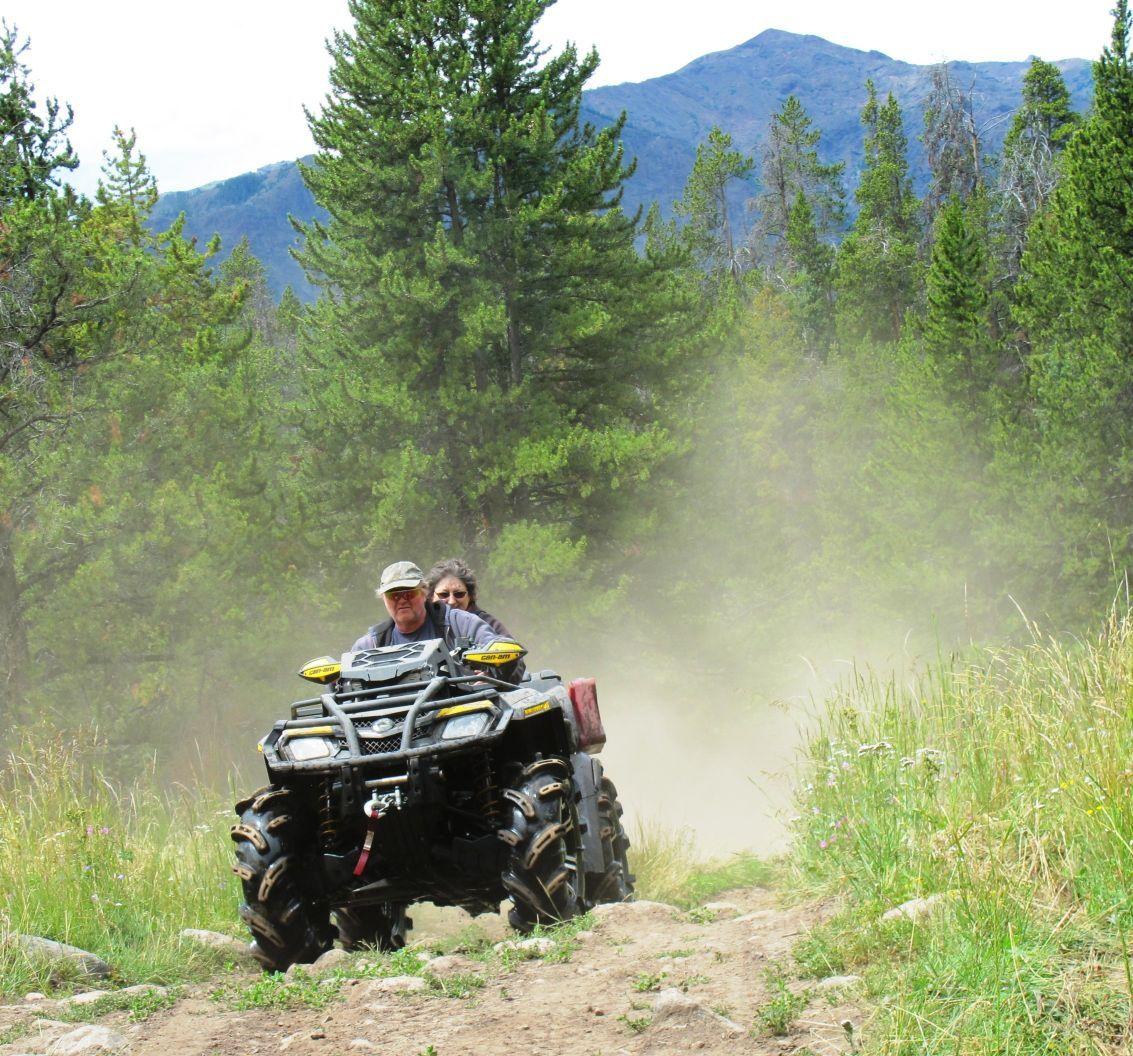 New ATV route