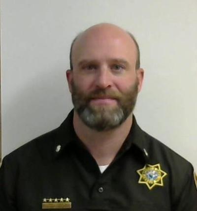 Fergus County Sheriff Rick Vaughn