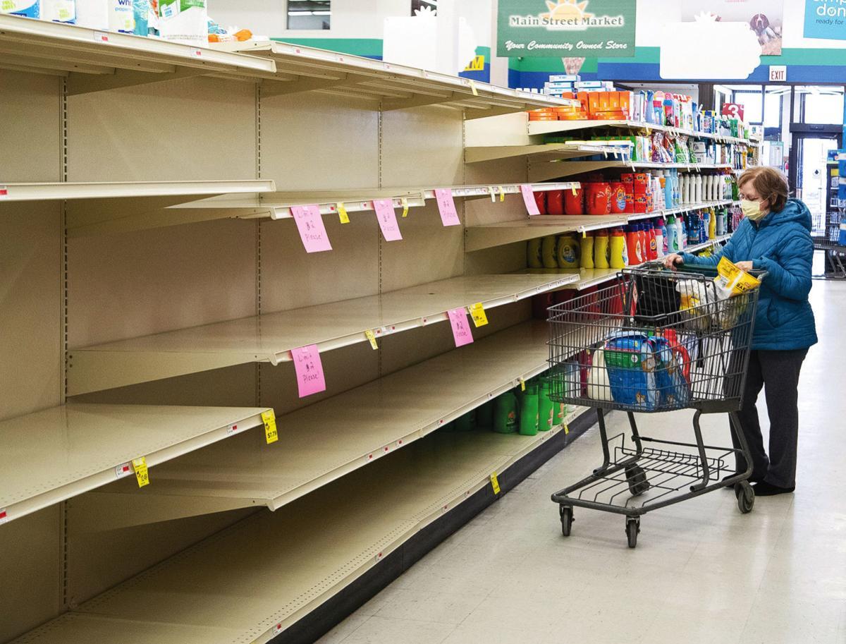 Torrington shelves