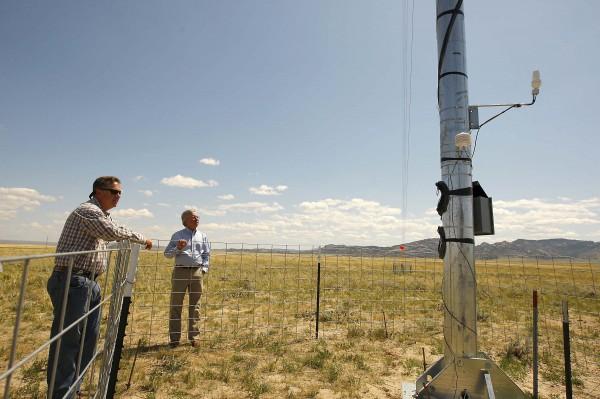 Pathfinder wind project