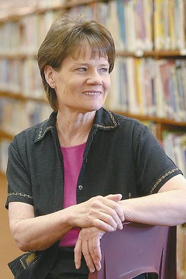 Lockwood librarian closes book on career
