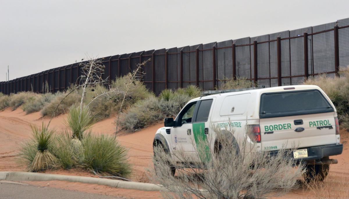 Border Wall New Mexico
