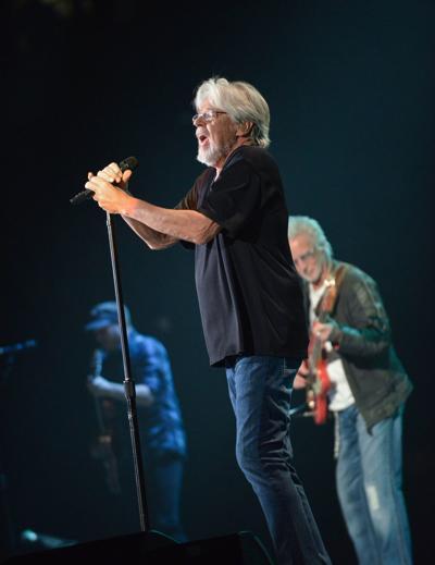 Bob Seger performs at MetraPark