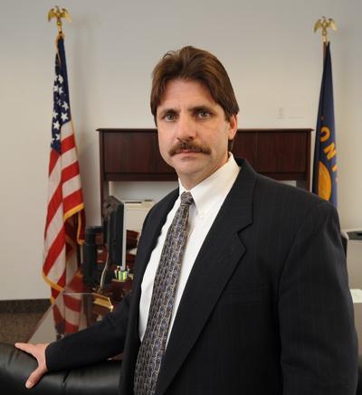 U.S. Postal Service Big Sky District Manager John DiPeri