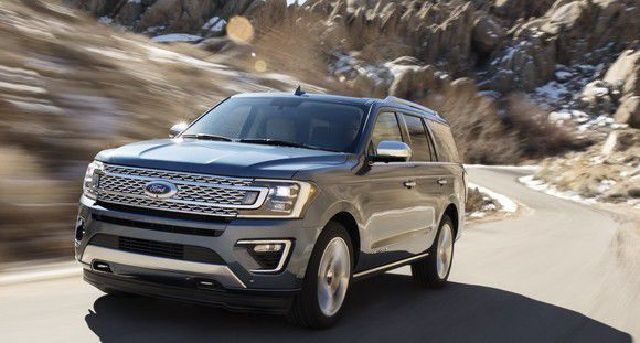 Why Ford Is Rushing to Build More Big SUVs